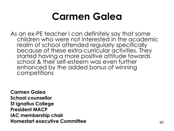 Carmen Galea