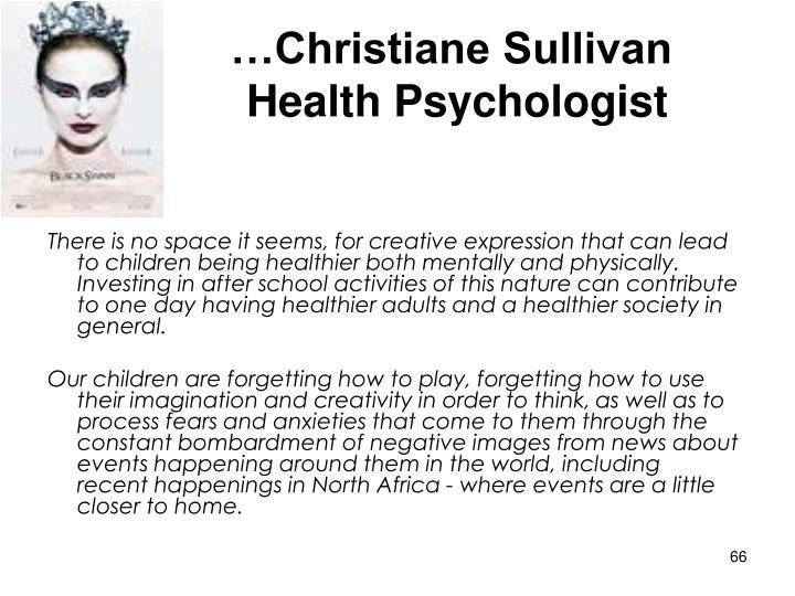 …Christiane Sullivan