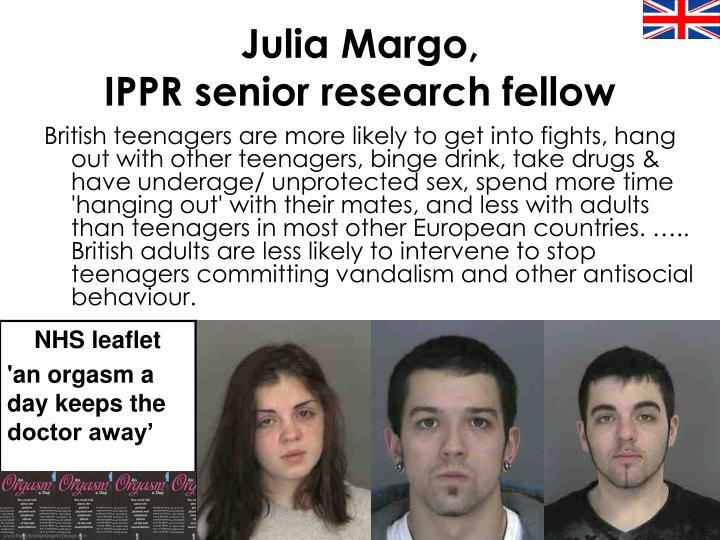 Julia Margo,