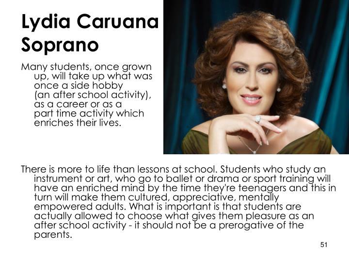 Lydia Caruana
