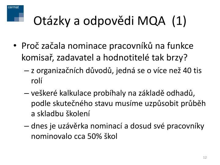 Otázky a odpovědi MQA  (1)