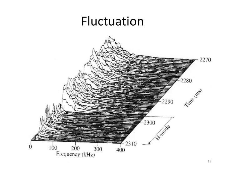 Fluctuation