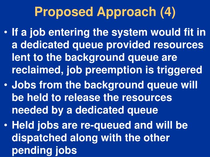 Proposed Approach (4)
