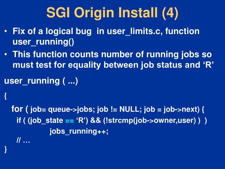 SGI Origin Install (4)