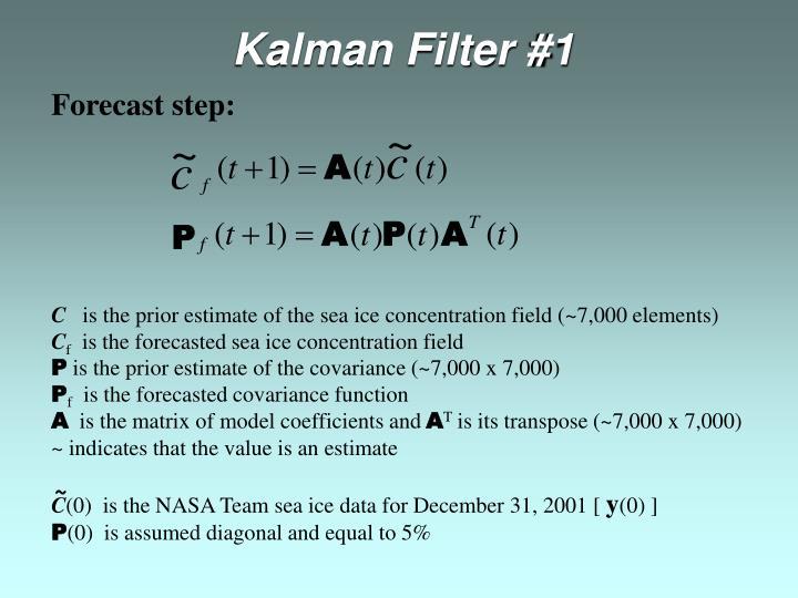 Kalman Filter #1
