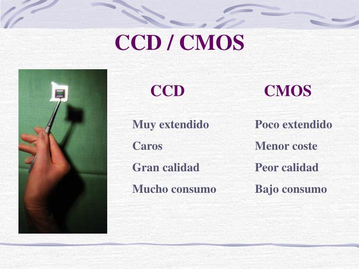 CCD / CMOS