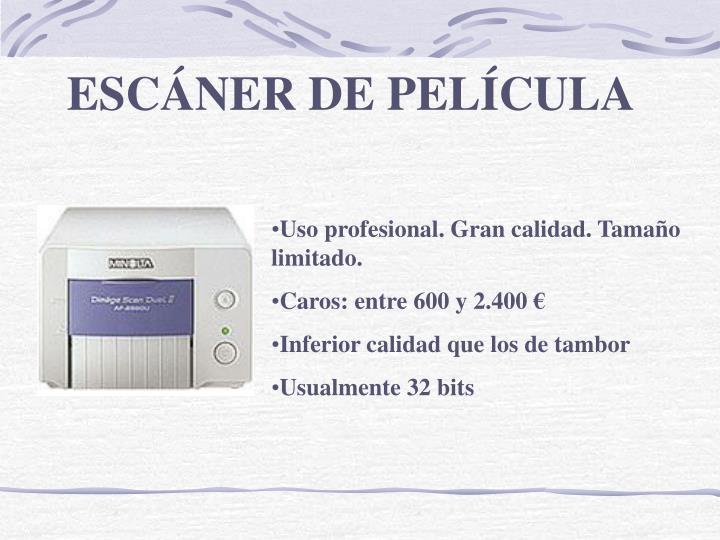 ESCÁNER DE PELÍCULA
