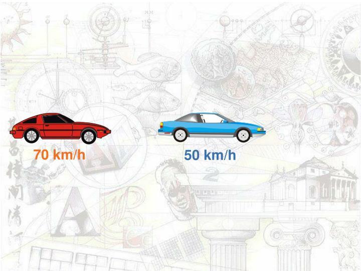 70 km/h