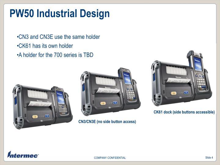 PW50 Industrial Design