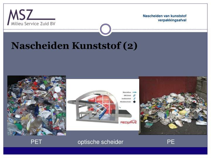Nascheiden Kunststof (2)