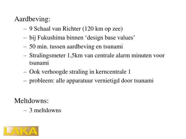 Aardbeving: