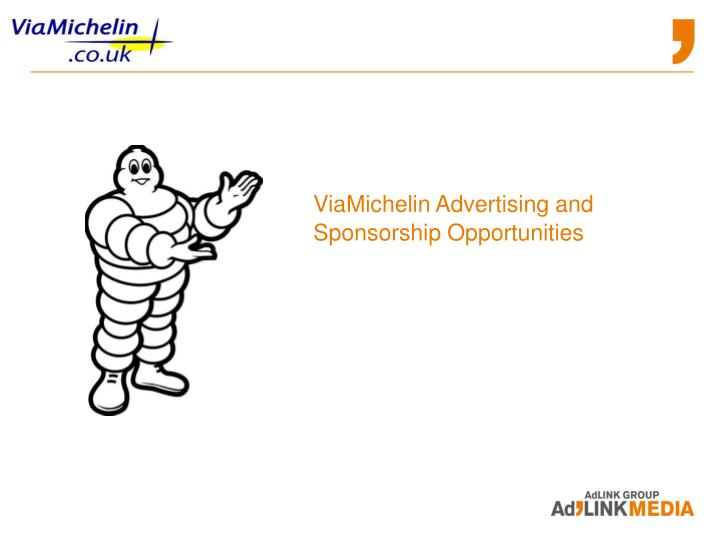 Advertising and Sponsorship Opportunities