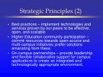 strategic principles 2