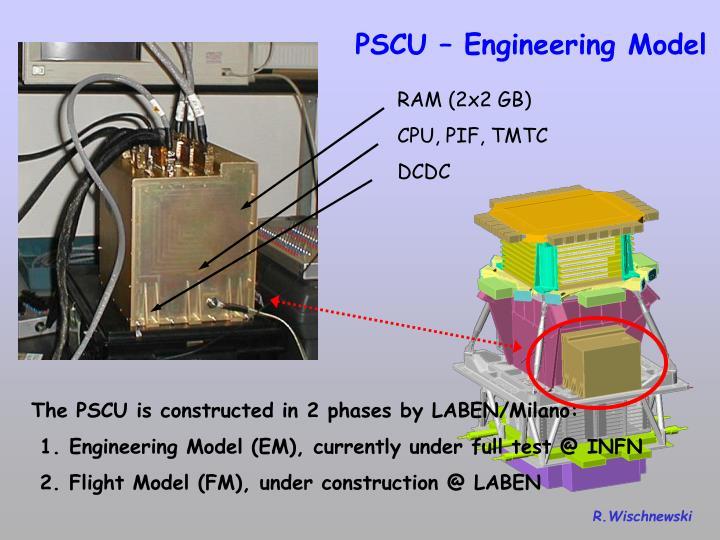 PSCU – Engineering Model