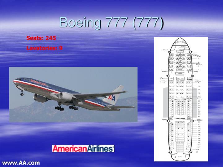 Boeing 777 (777)