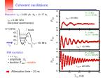 coherent oscillations1