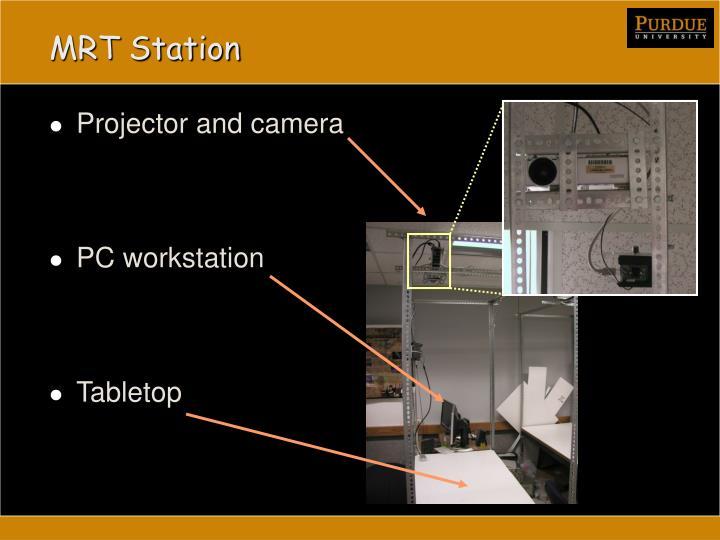 MRT Station