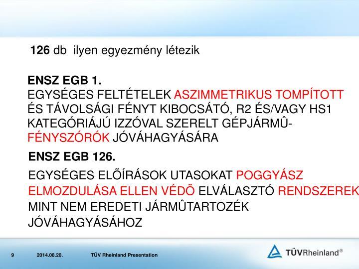 ENSZ EGB 1.