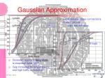 gaussian approximation