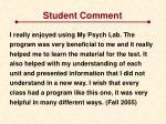 student comment2