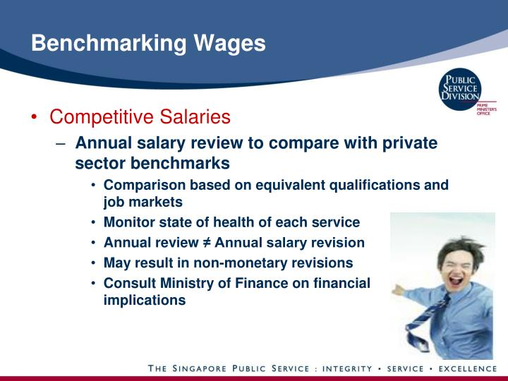 Benchmarking Wages