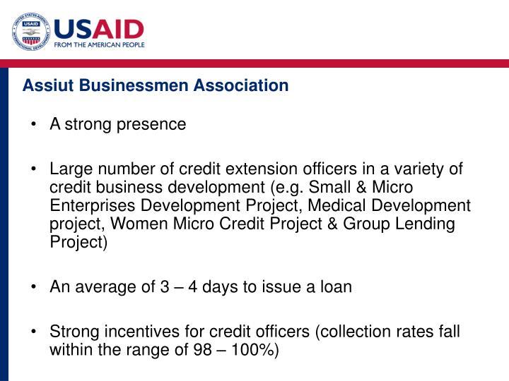 Assiut Businessmen Association