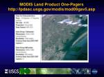 modis land product one pagers http lpdaac usgs gov modis mod09gav5 asp1