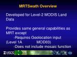 mrtswath overview