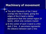 machinery of movement1