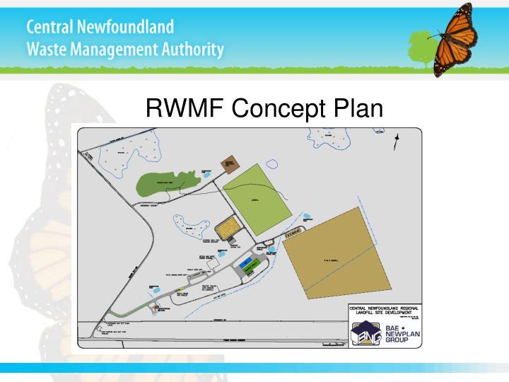 RWMF Concept Plan