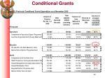 conditional grants2