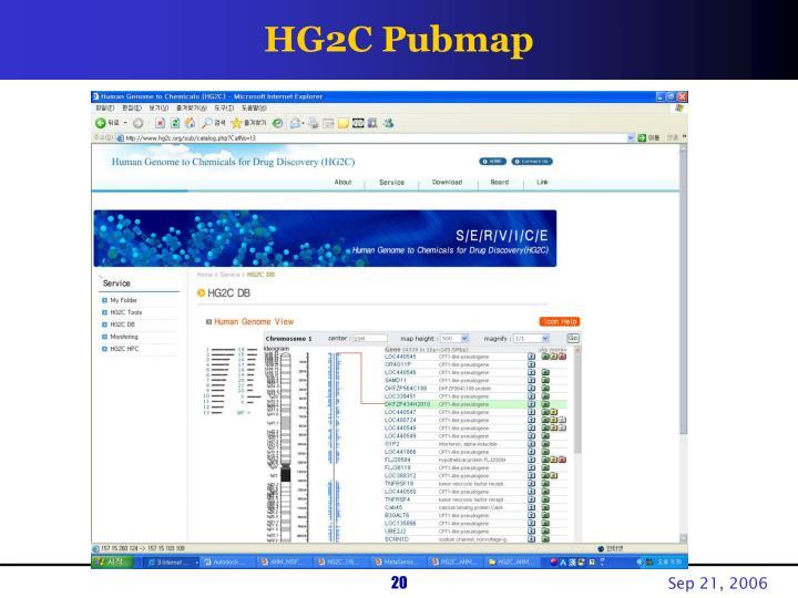 HG2C Pubmap