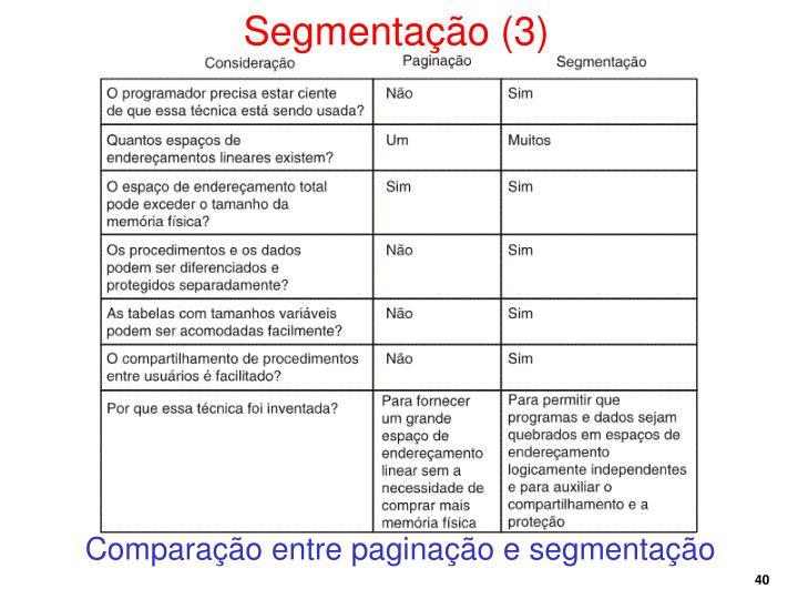 Segmentação (3)