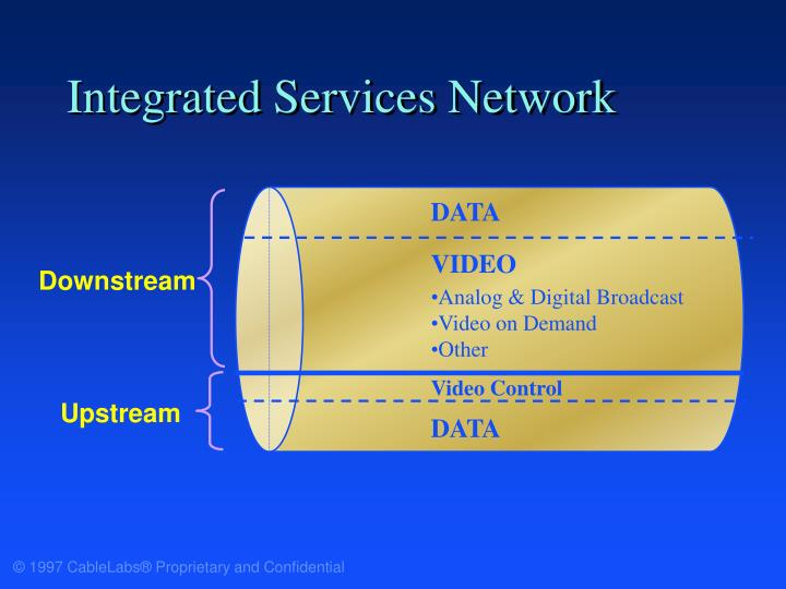 Integrated Services Network