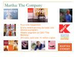 martha the company1