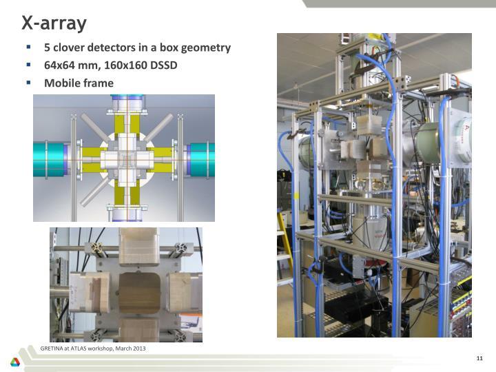 X-array
