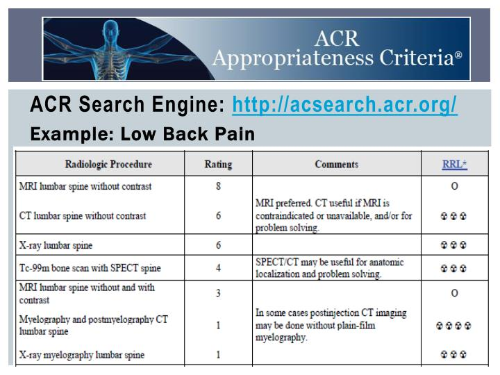 ACR Search Engine: