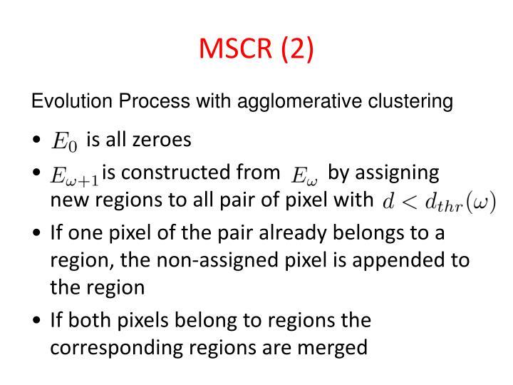 MSCR (2)