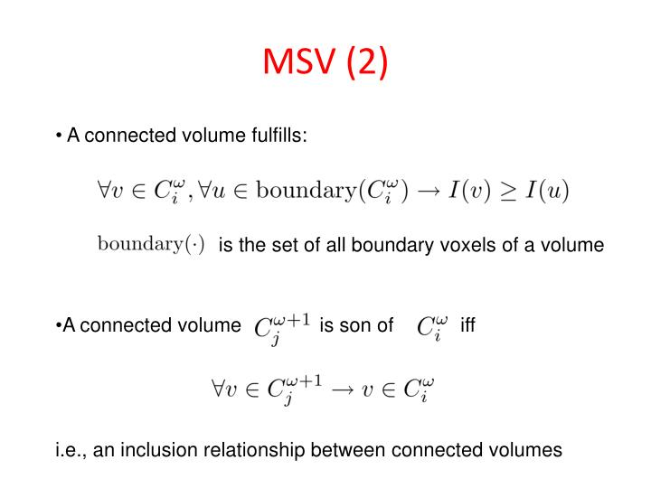 MSV (2)