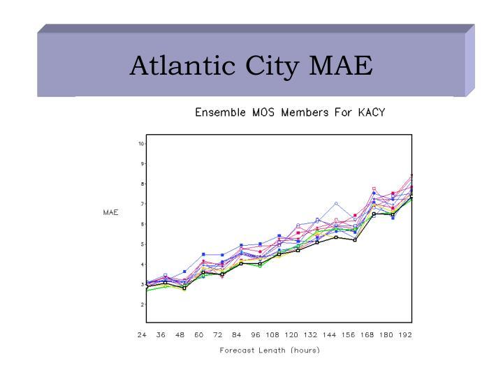 Atlantic City MAE