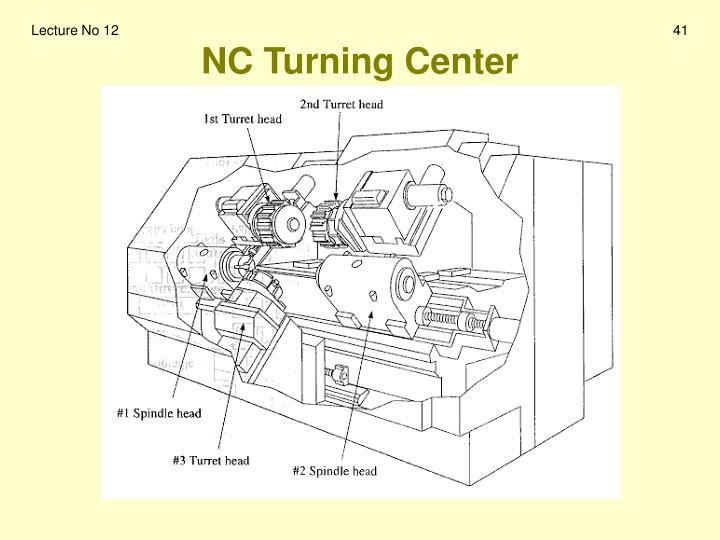 NC Turning Center