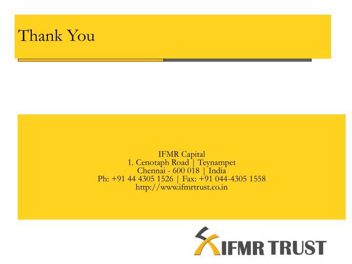 IFMR Capital