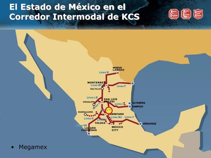 El Estado de México en el