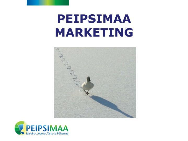 PEIPSIMAA MARKETING