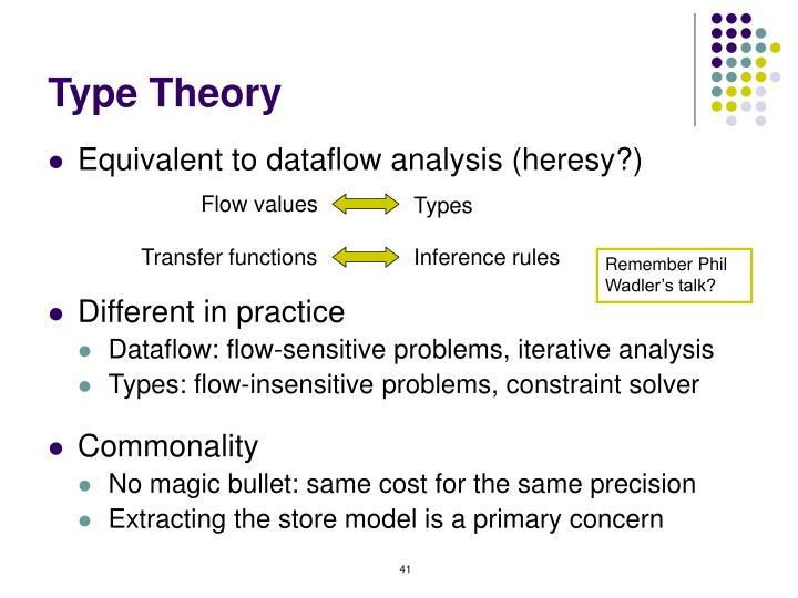 Flow values