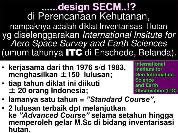 ......design SECM..!?