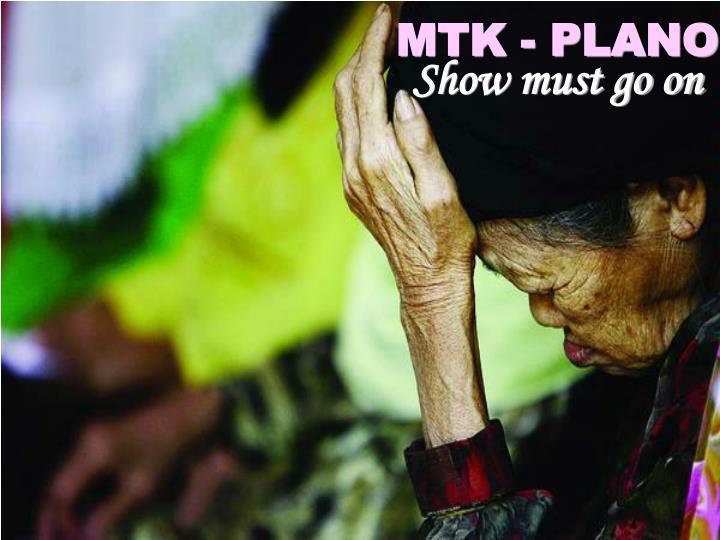 MTK - PLANO