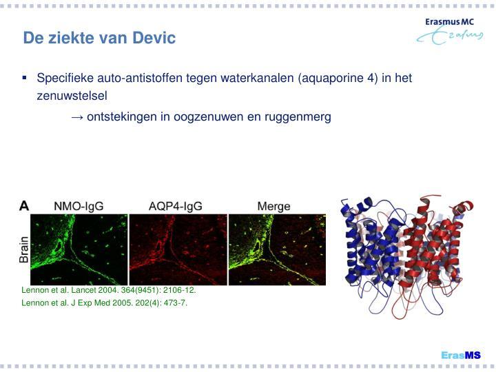 De ziekte van Devic