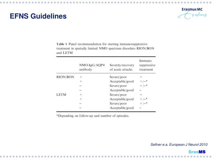 EFNS Guidelines