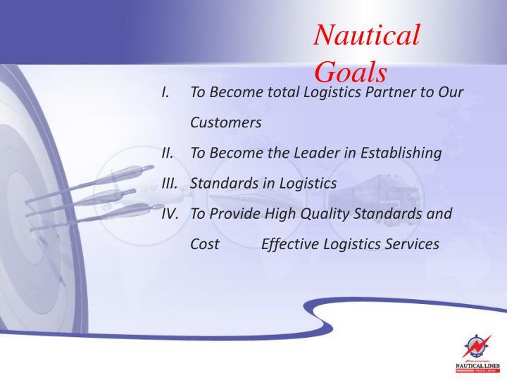 Nautical Goals